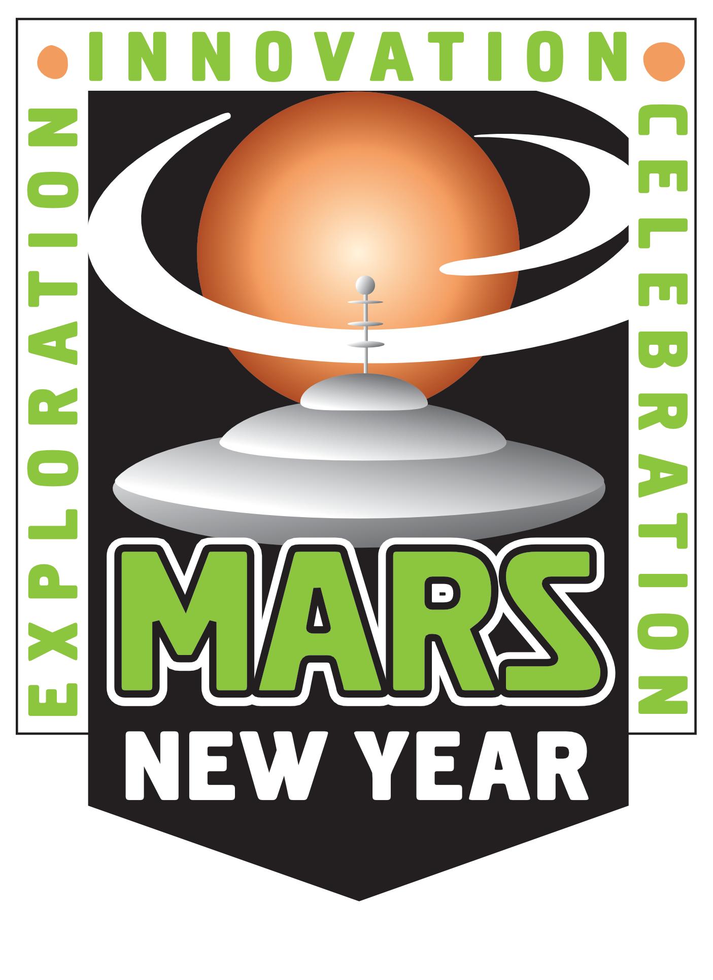 Mars New Year